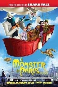 A Monster In Paris อสุรกายแห่งปารีส
