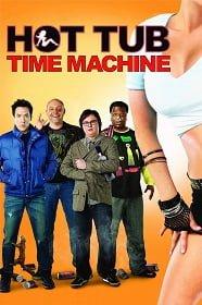 Hot Tub Time Machine (2010) สี่เกลอเจาะเวลาป่วนอดีต
