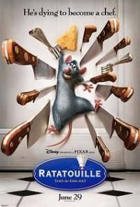 Ratatouille พ่อครัวตัวจี๊ด หัวใจคับโลก 2007