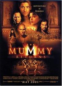 The Mummy Returns ฟื้นชีพกองทัพมัมมี่ล้างโลก ภาค 2 2001