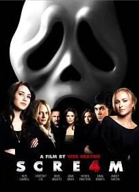 Scream สครีม ภาค 4 หวีดแหกกฏ 2011