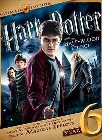 Harry Potter 6 and the Half-Blood Prince แฮร์รี่ พอตเตอร์ ภาค 6 กับเจ้าชายเลือดผสม