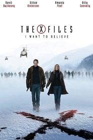 The X-Files I Want to Believe (2008) ดิ เอ็กซ์ ไฟล์ ความจริงที่ต้องเชื่อ