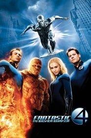 Fantastic Four: Rise of the Silver Surfer สี่พลังคนกายสิทธิ์: กำเนิดซิลเวอร์เซิรฟเฟอร์ ภาค2 2007