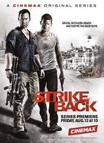 Strike Back Season 2 Project Dawn สองพยัคฆ์สายลับข้ามโลก ปี 2