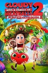 Cloudy with a Chance of Meatballs 2 (2013) มหัศจรรย์ของกินดิ้นได้