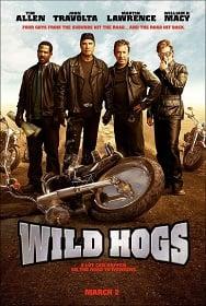 Wild Hogs (2007) สี่เก๋าซิ่งลืมแก่
