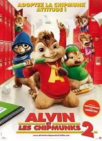 Alvin And The Chipmunks 2 อัลวินกับสหายชิพมังค์จอมซน ภาค2 2009