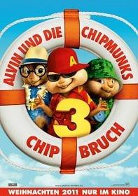 Alvin And The Chipmunks 3 อัลวินกับสหายชิพมังค์จอมซน ภาค3 2011