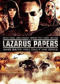 The Lazarus Papers (2010) คืนชีพแค้น คนอมตะ