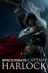 Space Pirate Captain Harlock สลัดอวกาศ กัปตันฮาร็อค 2013