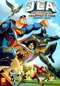 JLA Adventures: Trapped in Time (2014) จัสติซ ลีก: หยุดแผนย้อนเวลายึดโลก