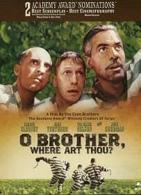 O Brother, Where Art Thou? สามเกลอ พกดวงมาโกย 2000