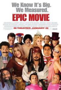 Epic Movie เอพิค มูฟวี่ ยำหนังฮิต สะกิดต่อมฮา 2007