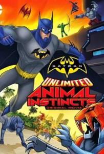 Batman Unlimited: Animal Instincts (2015) แบทแมน ถล่มกองทัพอสูรเหล็ก