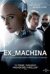 Ex Machina พิศวาสจักรกลอันตราย 2015