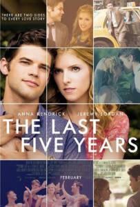 The Last Five Years (2014) ร้องให้โลกรู้ว่ารัก