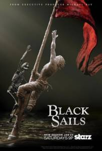 Black Sails Season 1 Ep.1-8 (จบ) ซับไทย
