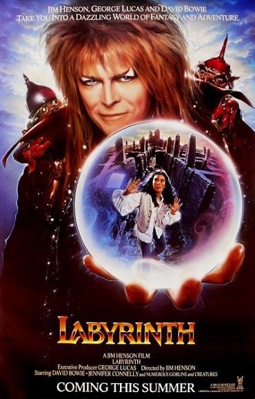 Labyrinth มหัศจรรย์เขาวงกต -ดูหนังใหม่ฟรี vojkuhd.com ดูหนังฝรั่ง