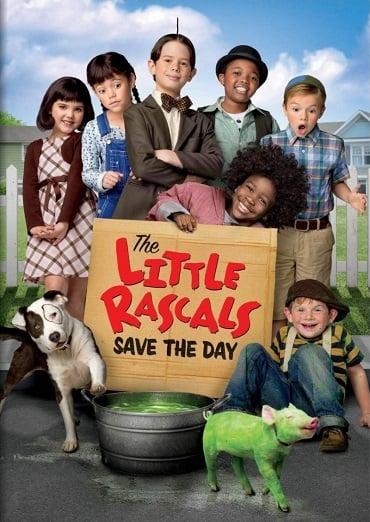 The Little Rascals Save the Day (2014) แก๊งค์จิ๋วจอมกวน 2