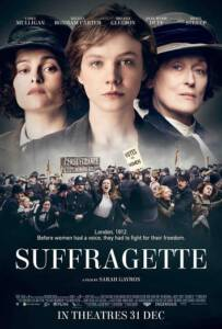 Suffragette หัวใจเธอสยบโลก 2015