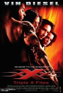 Triple X 1 (2002) ทริปเปิ้ลเอ็กซ์ 1 พยัคฆ์ร้ายพันธุ์ดุ