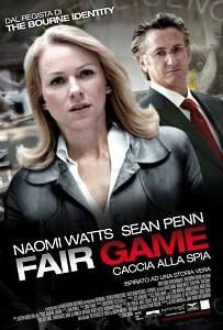 Fair Game (2010) คู่กล้าฝ่าวิกฤตสะท้านโลก