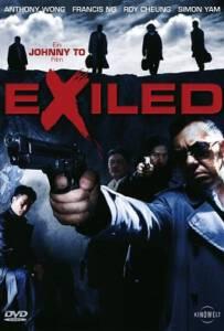 Exiled (2006) โหดกระหน่ำมังกร