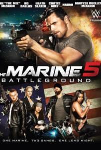 The Marine 5 Battleground (2017) คนคลั่งล่าทะลุสุดขีดนรก