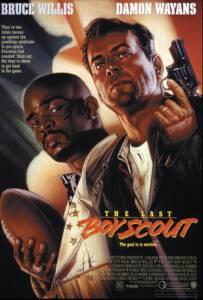 The Last Boy Scout (1991) อึดทะลุเพดานบ้า