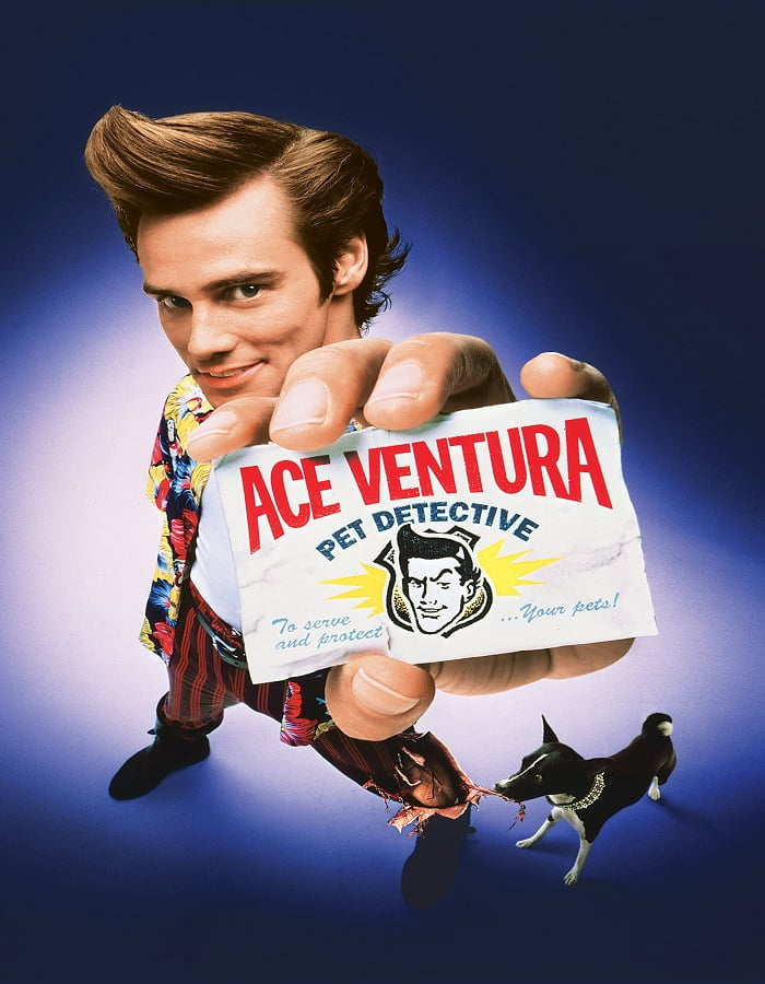 Ace Ventura: Pet Detective (1994) นักสืบซุบเปอร์เก๊ก ภาค 1