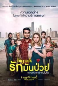 The Big Sick (2017) รักมันป่วย (ซวยแล้วเราเข้ากันไม่ได้)