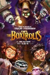 The Boxtrolls (2014) นี่แหละ..มอนสเตอร์