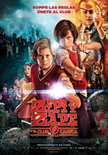 Zip and Zap and the Marble Gang (2013) ซิปแซป แก๊งป่วนก๊วนลูกหิน