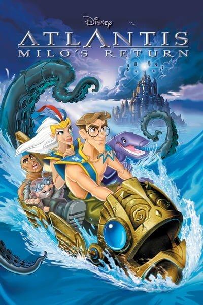 Atlantis Milo's Return การกลับมาของไมโล: แอตแลนติ 2003