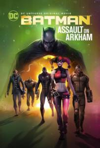 Batman Assault on Arkham (2014) แบทแมน ยุทธการถล่มอาร์คแคม