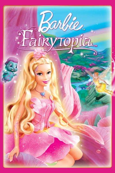 Barbie Fairytopia (2005) บาร์บี้ นางฟ้าในโลกแห่งความฝัน ภาค 5