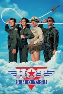 Hot Shots! (1991) ฮ็อตช็อต เสืออากาศจิตป่วน
