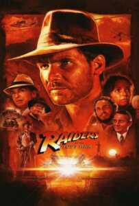 Indiana Jones : Raiders of the Lost Ark 1 (1981)