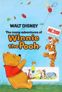 The Many Adventures of Winnie the Pooh (1977) วินนี่ เดอะ พูห์ พาเหล่าคู่หูตะลุยป่า