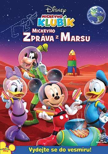 Mickey Mouse Clubhouse Mickey's Message From Mars สโมสรมิคกี้ เม้าท์ ตอน สาส์นจากชาวอังคารมิคกี้