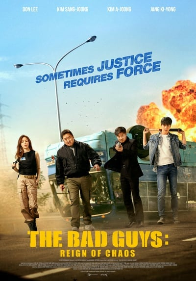 The Bad Guys Reign of Chaos (2019)