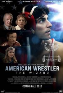 American Wrestler The Wizard (2016)