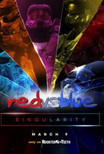 Red vs. Blue: Singularity (2019)