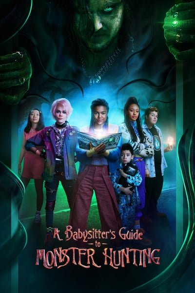 A Babysitter's Guide to Monster Hunting (2020) คู่มือล่าปีศาจฉบับพี่เลี้ยง