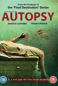Autopsy (2008) อันท็อปซี่ จับคนมาชำแหละ