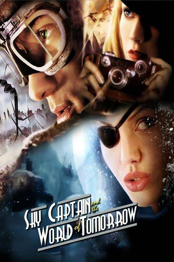 Sky Captain and the World of Tomorrow (2004) สกายกัปตัน ผ่าโลกอนาคต