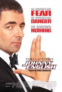 Johnny English (2003) พยัคฆ์ร้ายศูนย์ ศูนย์ ก๊าก ภาค1