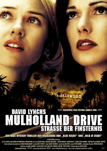Mulholland Drive (2001) ปริศนาแห่งฝัน