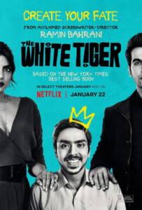 The White Tiger (2021) พยัคฆ์ขาวรำพัน